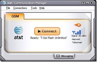 Software AT&T Communication Manager versi 7.0.208